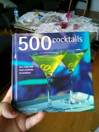 500 cocktails av Wendy Sweetser bok Малме, 217 64