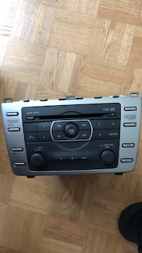 Compact disc digital audio Mazda 6 Toronto, M1T 3N2
