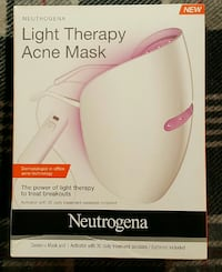 Brand New Neutrogena Light Therapy Mask