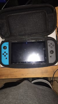 Nintendo Switch with case and ganes  Takoma Park, 20912