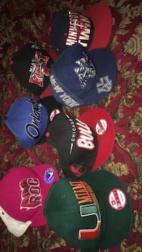 SnapBacks and fitted caps Land O Lakes, 34638