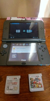 New 3ds XL+ games Barrie, L4M 2H6