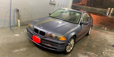 2001 BMW 3 Series (built)325xi AWD