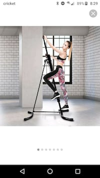 Stepper Maxiclimber -sells for 179.99. Foldable  Falls Church, 22041