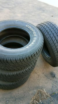 Tires 225 70 14 Stafford, 22554
