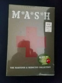 MASH TV SERIES DVD's