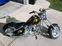 black and red cruiser motorcycle Calgary, T3M 1T8