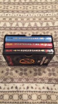 Hunger games trilogy  Sycamore, 60178