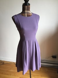 Brand new Dynamite purple classy dress in small Montréal, H1P 2W8