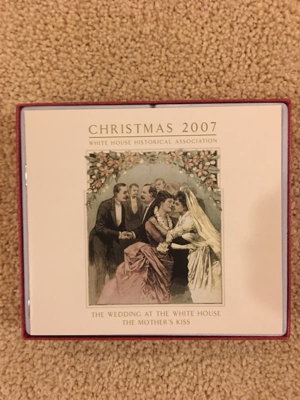 White House Christmas ornament (2007) 8205432d-1155-464e-ac13-4555face1ffe