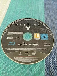 Destiny PS3 CD-spel Bandhagen, 124 57