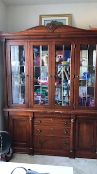 China Cabinet Sterling, 20166