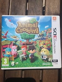 Nintendo 3ds animal crossing Ormesson-sur-Marne, 94490