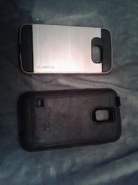 two black and gray smartphone cases Eden Mills, N0B 1P0