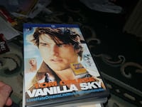 Vanilla Sky DVD- med Tom Cruise