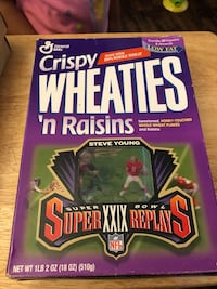 Sealed super bowl boxes