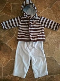 Carters 6 month jacket and pants set Toledo, 43613
