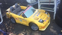 yellow car ride-on toy Jackson, 08527