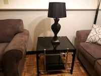 3 end table set 2 lamps Norfolk, 23503