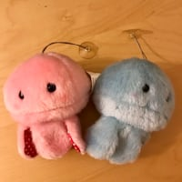 Pair of Octopus Plush Toys (w/ suction cups) Fairfax