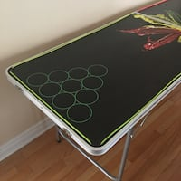 Glowing Game Table Party Rental Mississauga