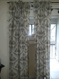 Curtain  set of 4 Tampa, 33613