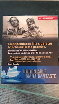 Avertissement Undeniable Canadian Taste Kitchener, N2M 2K7