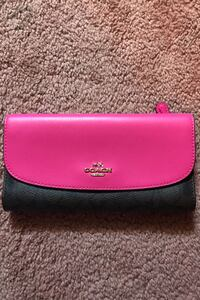 Authentic Coach wallet  Toronto