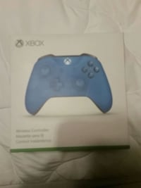 blue Xbox One wireless controller box Tijeras, 87059