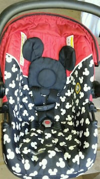 Mickey mouse carseat and stroller Liberty, 27298