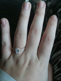 Engagement ring  Check, 24072