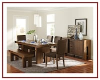 *****BLOW OUT SALE***** $49 DOWN GETS YOU A DINING ROOM SET TODAY!!!! Richardson