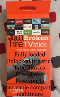 TV Fire Cable Stick