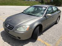 2003 Nissan Altima Very Clean COME SEE!!! Baltimore
