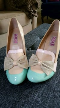 Dolce by Mojo heels