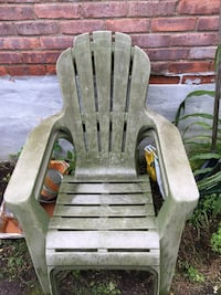 brown wooden rocking chair with brown wooden frame Troy, 12180