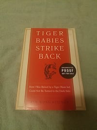 Tiger Babies Strike Back by Kim Wong Keltner book