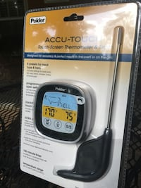 Polder accu-touch thermometer Charlotte