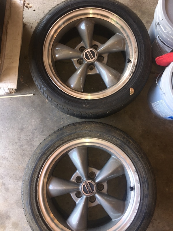 Used Wheels For Sale >> Used 17 Inch Mustang Wheels For Sale In Genoa City Letgo