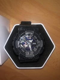 Casio Baby G Shock Watch / Black Plantation, 33322
