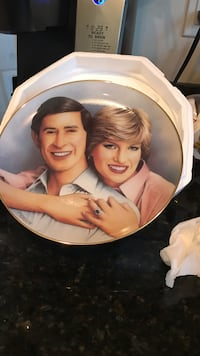 Princess Diana Collector Plate Gainesville, 20155