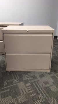 2 drawer lateral filing cabinet Fairfax, 22030