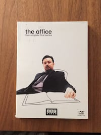 The Office (UK) - Complete 1st Series