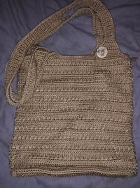 women's brown knitted sweater Muskegon, 49442