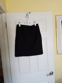 Pleated Black Dress / Business Skirt, Great Condition, Hardly Worn. Scarborough