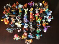 49 SKYLANDERS FROM THE GIANTS GAME Whitby