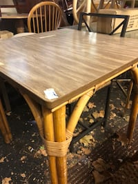 "Square table 30"" wide deep and tall Taneytown, 21787"