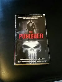 The Punisher book Aztec, 87410