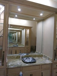 Mirror serv Houston, 77086