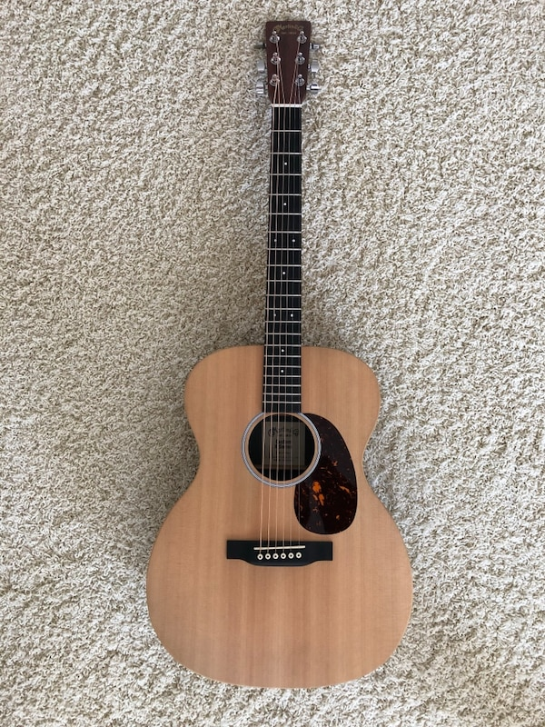 used martin 000x1ae custom x acoustic electric guitar for sale in new york letgo. Black Bedroom Furniture Sets. Home Design Ideas